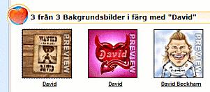 Bakgrundsbilder till mobiltelefoner på temat 'David'