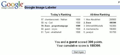 Jag kom till andra plats i rankingen innan jag gav upp
