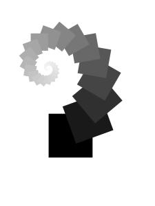 Figur skapad med Context Free Design Grammar